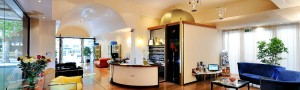 La vacanza in Romagna vi aspetta all'Hotel Miramare et de la Ville