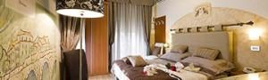 Se cerchi un Bed and Breakfast a Rimini Hotel Estate è sul mare