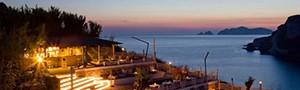 Un hotel a Ponza per vacanze esclusive? Ecco Grand Hotel Chiaia di Luna