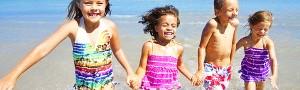 All'Hotel Amedeo la felicità dei bambini gratis in Romagna